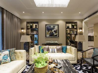 金葵家居浅谈合适的装饰画对室内装修的影响