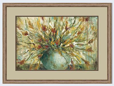 金葵装饰画带您一起了解装饰画知识