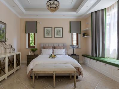 金葵装饰画提醒您:卧室应这样选择及摆放装饰画